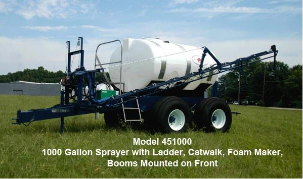 Liquid Sprayer Newton Crouch Inc